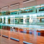 G3000 Series Moveable Glass Walls