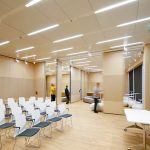 Hufcor Type 100 Series Operable Partitions