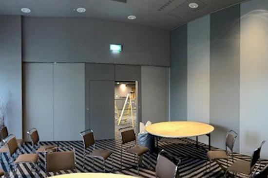 Ezyglide Projects: Ballroom & Pre-Function Area